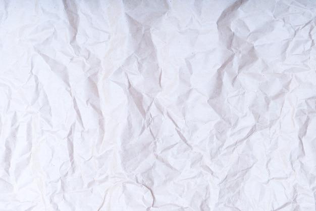 Pomarszczony tekstury papieru lub tła