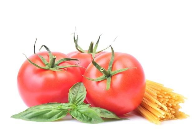 Pomidor i makaron