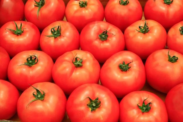 Pomidorowy tło