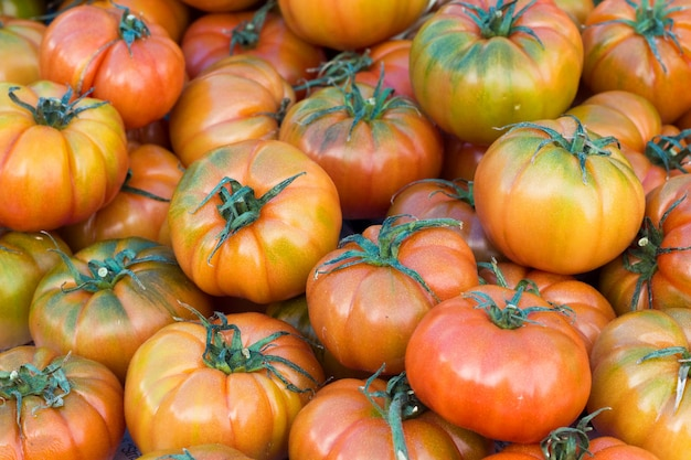 Pomidory pachino na rynku