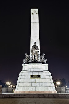 Pomnik jose rizala
