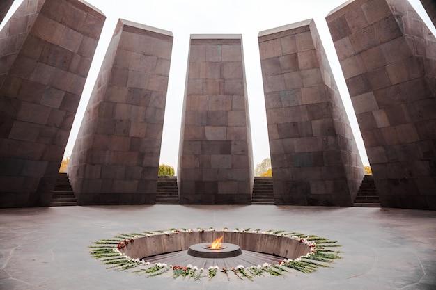 Pomnik ludobójstwa ormian
