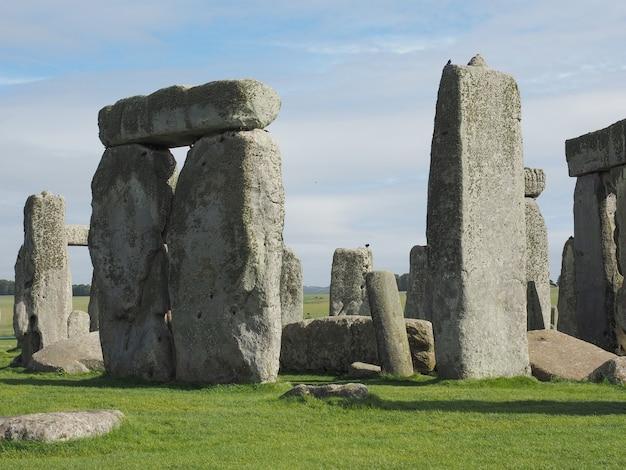 Pomnik stonehenge w amesbury
