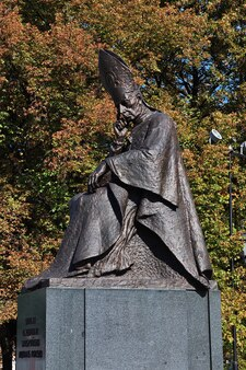 Pomnik w warszawie polska