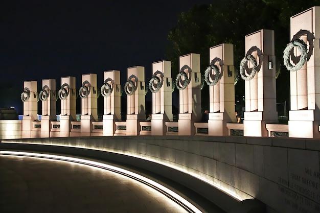Pomnik w waszyngtonie, stany zjednoczone