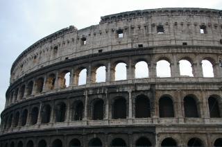 Pomnik włochy rzym, europa