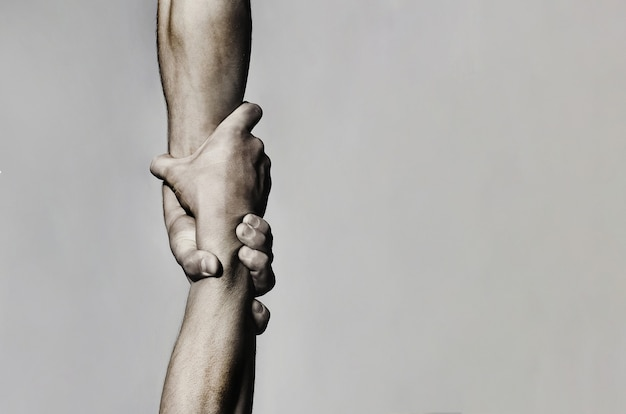 Pomocna dłoń i międzynarodowy dzień pokoju, wsparcie