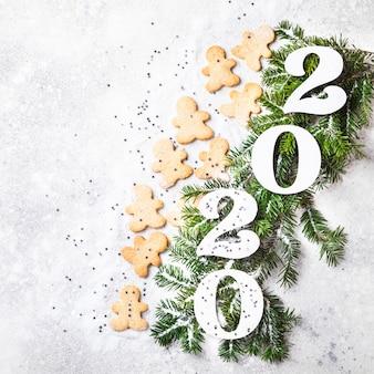 Pomysł szczęśliwego nowego roku 2020