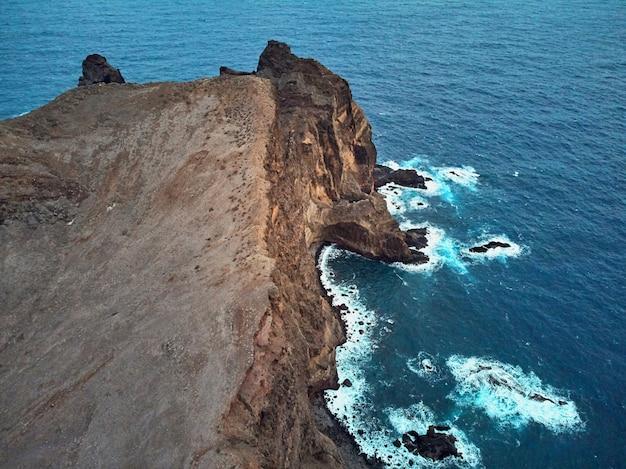 Ponta de sao lourenco znajduje się na maderze w portugalii