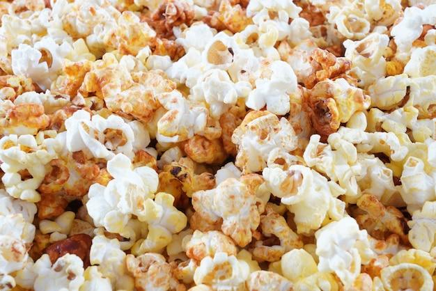 Popcorny na sesję filmową