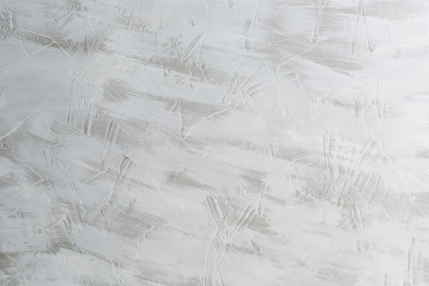 Popielata bielu betonu tła tekstura z kopii przestrzenią