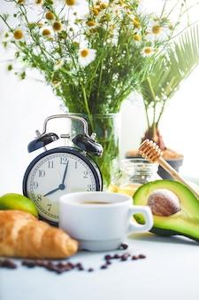 Poranne śniadanie