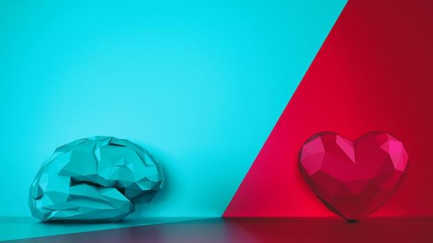 Porównanie między rozumem a uczuciem