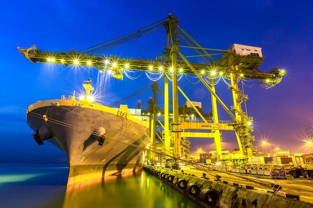 Port przemysłowy