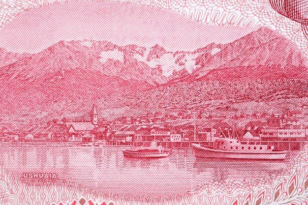 Port ushuaia z argentyńskich pieniędzy