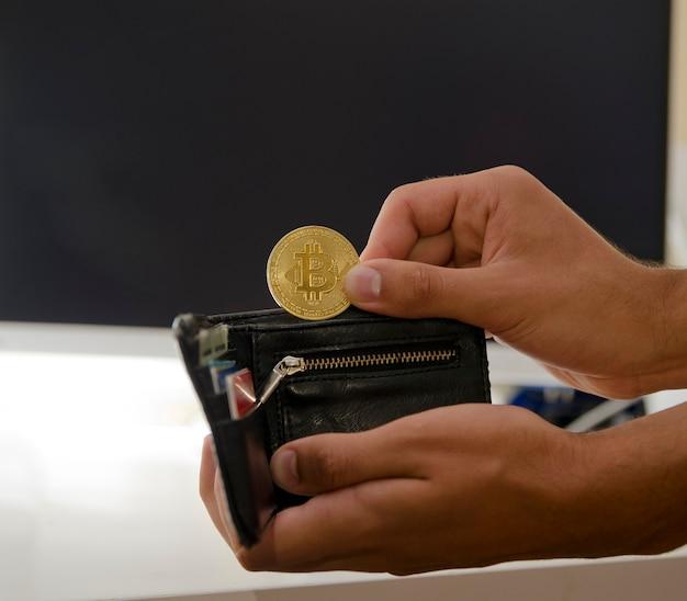 Portfel z kryptowalutami nowa koncepcja wirtualnej płatności