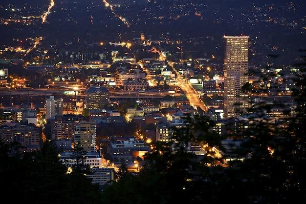 Portland oregon stany zjednoczone