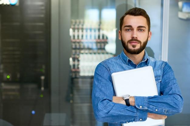 Portret administratora systemów