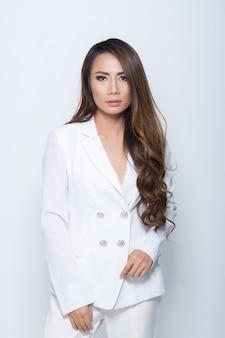 Portret bizneswoman