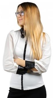 Portret kobiety biznesu