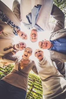 Portret osób starszych