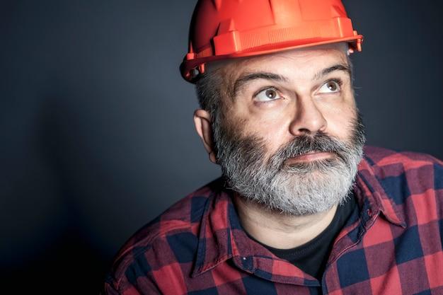 Portret pracownika