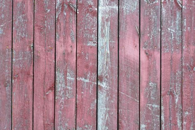Portret stare drewniane ściany jako abstrakcyjne tło