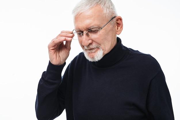 Portret starego człowieka
