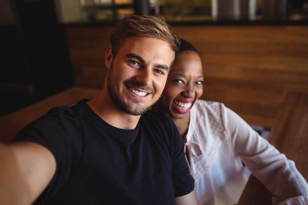 Portret szczęśliwej pary