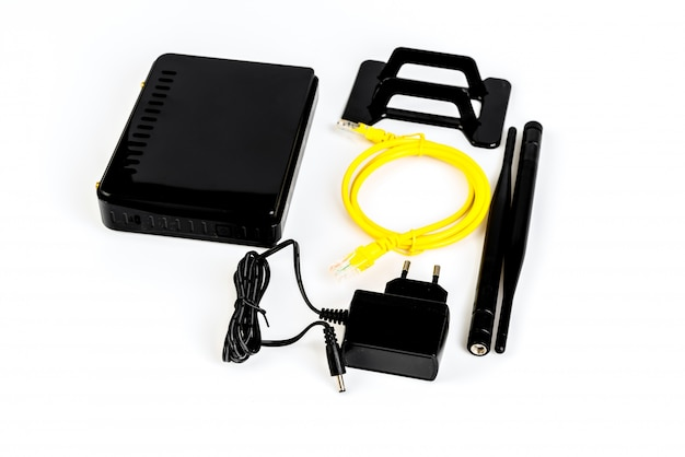 Porty sieciowe wifi speed dsl