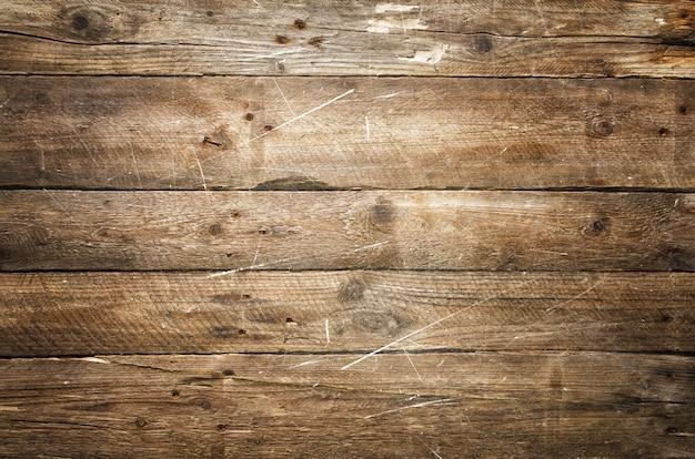 Porysowana drewniana tekstura, tło z kopii przestrzenią.