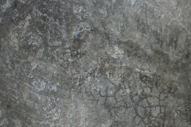 Porysowana ściana betonowa