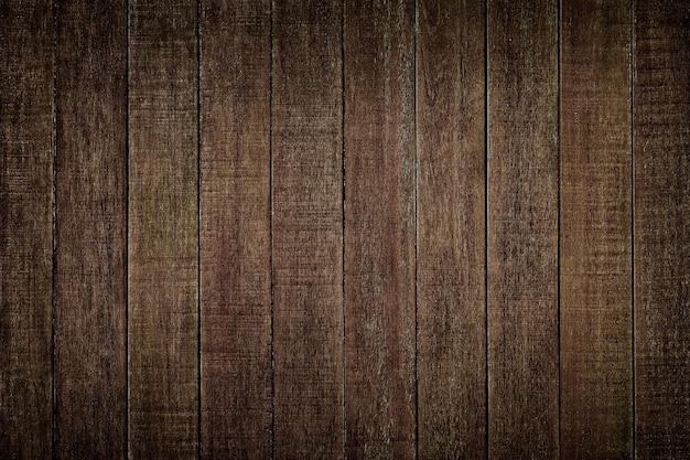 Porysowane brązowe drewniane teksturowane tło