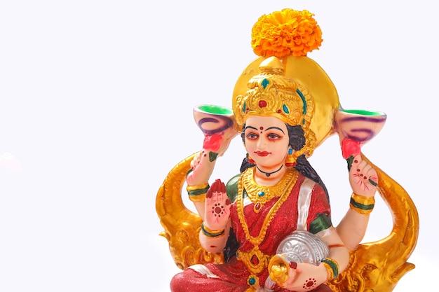 Posąg laxmi pooja