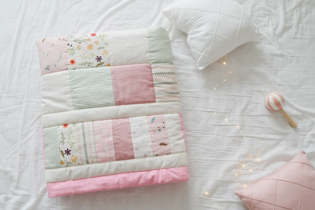 Pościel dla niemowląt i tekstylia do przedszkola