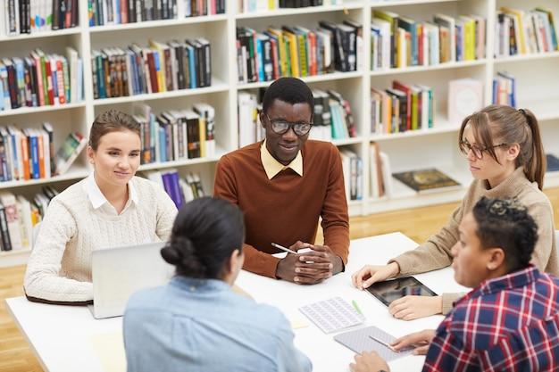 Posiedzenie rady studentów