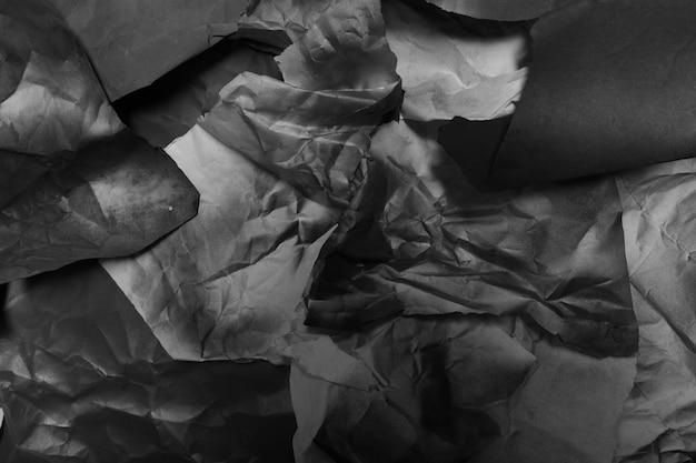 Poszarpany kolorowy papier, tekstura, tło