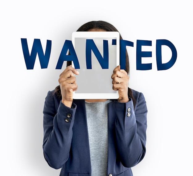 Poszukiwana potrzebna rekrutacja zatrudnianie