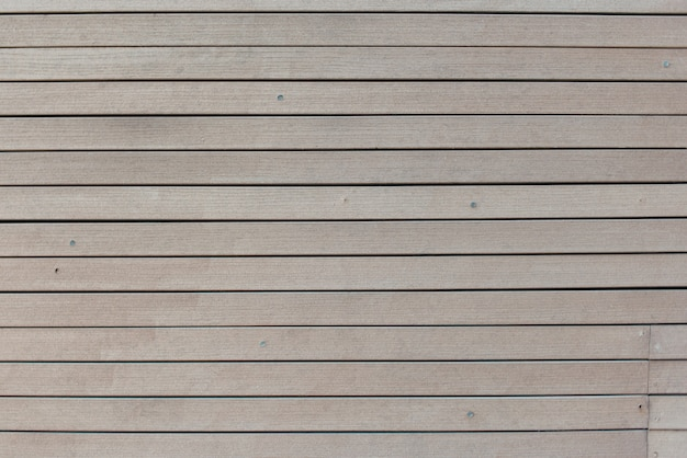 Powierzchnia drewniana wykonana z poziomych desek.