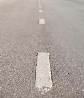 Powierzchnia drogi i symbol