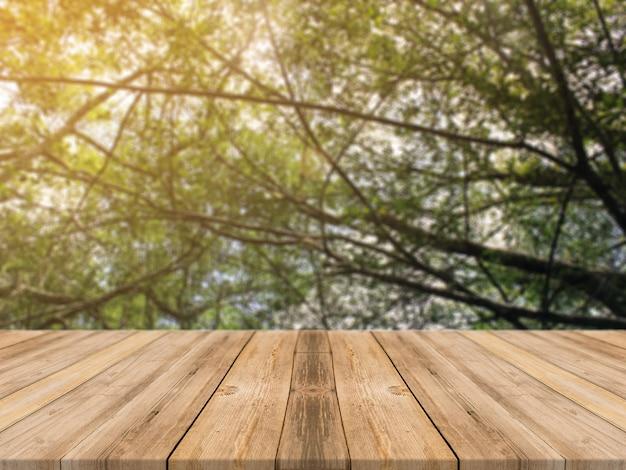 Powierzchnia stołu drewno blat montaż