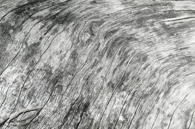 Powierzchniowe stare drewno