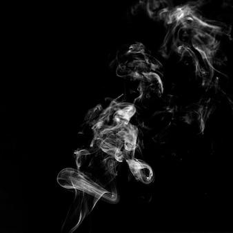 Powiew białego dymu