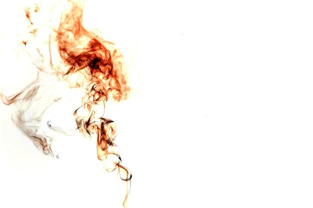 Powiew brązowego dymu
