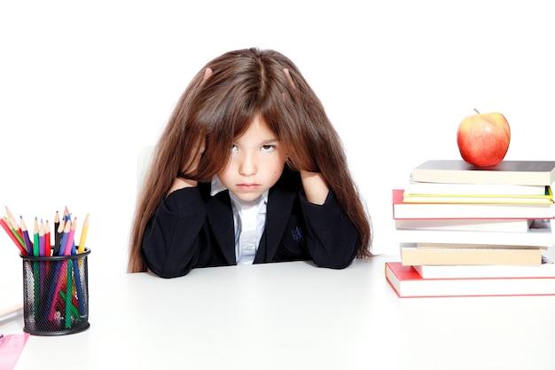 Powrót do szkoły. pojęcie edukacji, czytania i uczenia się.