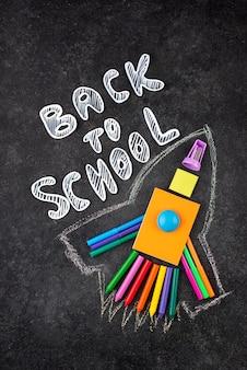 Powrót do szkoły z rakietą