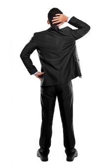 Powrót stanowią myślenia osoby biznesu
