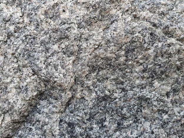 Pozioma tekstura szarego kamienia naturalnego