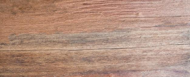 Poziome stare tło drewna