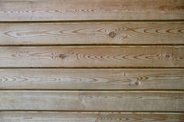 Poziome tekstury drewna